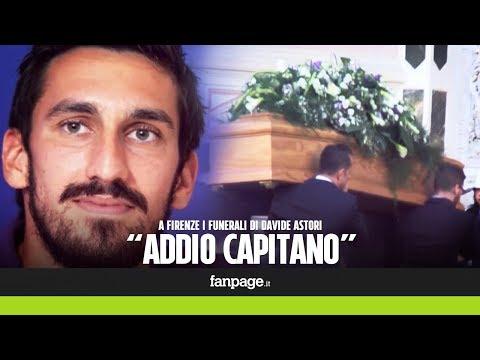 Download Youtube: Davide Astori, dolore ai funerali del calciatore: il papà della Fioretti colto da malore