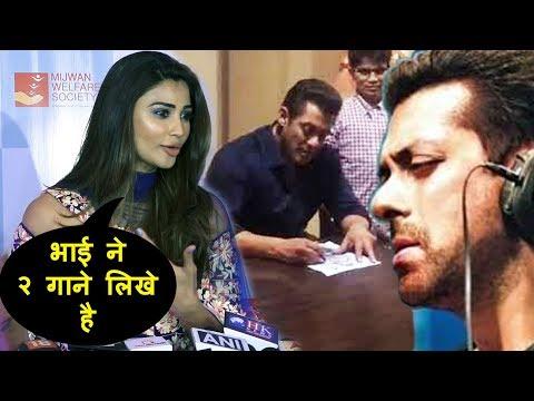 Salman Khan Sir Has Written 2 Songs For RACE 3, Daisy Shah Confirms The News