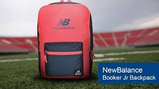 Огляд рюкзака NewBalance Booker Jr Backpack
