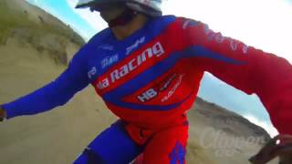 Motocross en Pinamar ! Honda Argentina Gopro