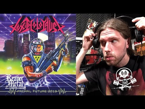 Reaction to TOXIC HOLOCAUST Chemical Warlords | HELLCAST Metal Podcast Mini Episode
