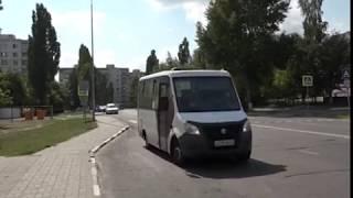 В автобусах Старого Оскола будут звучать детские стихи о правилах дорожного движения