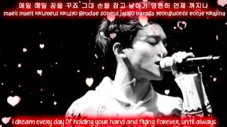 EXO Chen - Best Luck [Eng Sub + Romanization + Hangul] HD