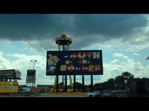 🔴 Live : South Of The Border Tourist Trap SC