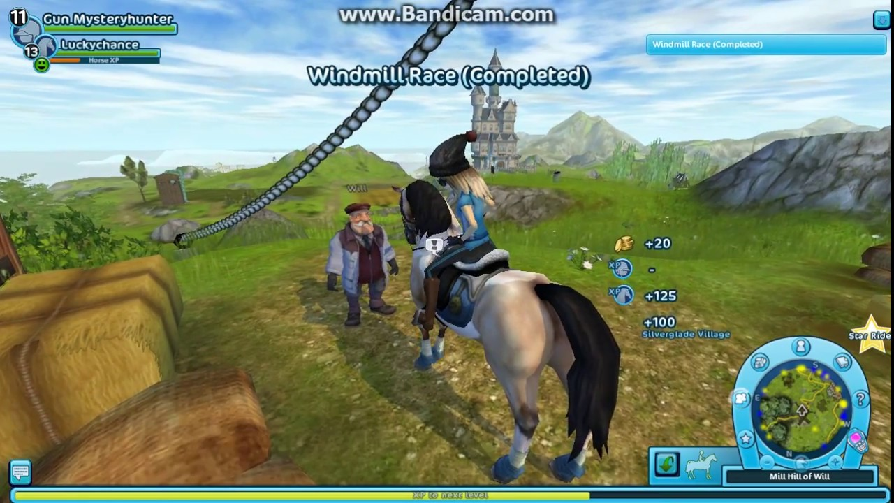 star stable how to change your starter horse