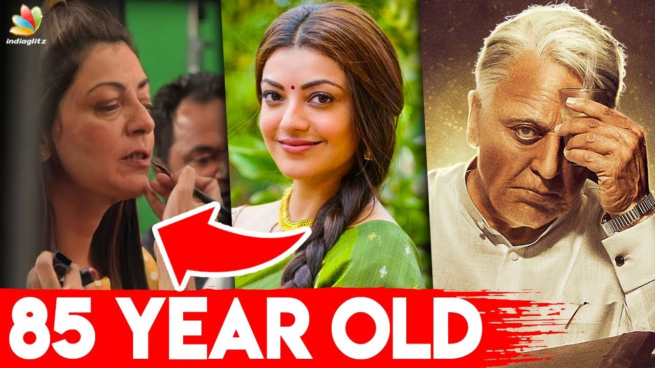 Kajal agarwal's Unexpected look | Kamal Haasan, Shankar | Indian 2 Latest  News