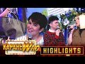 Vice talks about the tote bag he received from Tyang Amy | It's Showtime KapareWHO