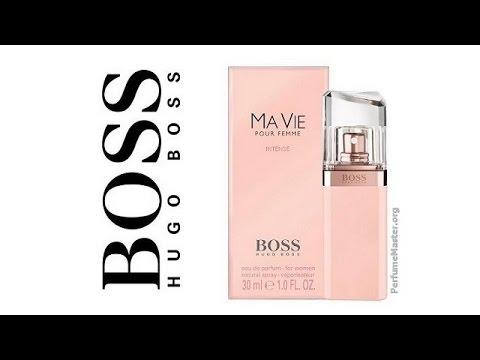 Hugo Boss Ma Vie Pour Femme Intense Perfume Youtube