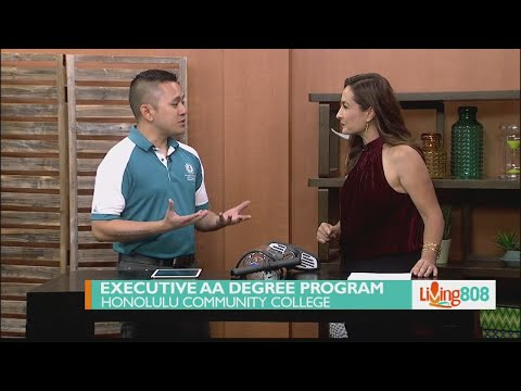 Career Moves: Honolulu Community College's new Executive AA Degree Program