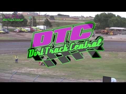 IMCA Modified Heats RPM Speedway 8-27-16