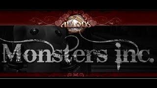 Allods Online Monsters inc.  (Penance) vs Ascendancy (Nezeb)  (FlowerBottom)