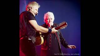 Air Supply ( live Audio ) - I Can't let Go