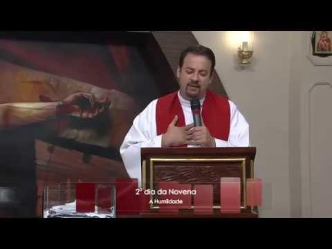 Novena das Mãos Ensanguentadas de Jesus 24/02/2015 - 2º dia: A Humildade