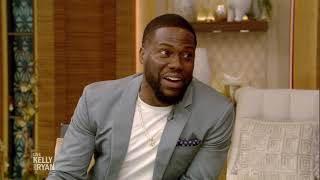 Kevin Hart's Kids Walked in on Him and His Wife in Bed