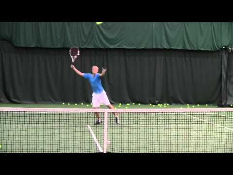 Luke Manley's Volleys