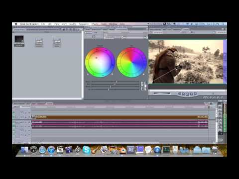Final Cut Tutorial - Cinematic Editing Techniques
