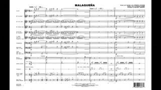 Malagueña by Ernesto Lecuona/arr. Michael Sweeney
