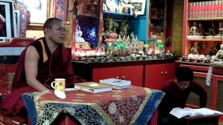 2013.02.24 - Geshe Ngawang Tenley -- Day of Miracles and 8 Mahayana Precepts