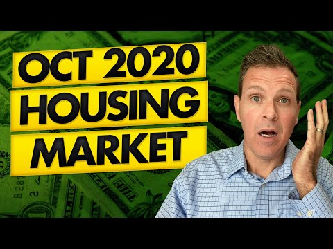 NEW Housing Market 2020 Report & Mortgage Update