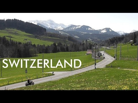 SWITZERLAND: scenery [HD]