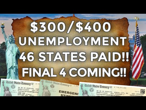 FINALLY ARRIVING!! $300 & $400 UNEMPLOYMENT BENEFITS EXTENSION LWA UPDATE SSI PUA 2nd STIMULUS CHECK
