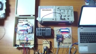 A COMPARISON OF 3 SIMPLE METHODS FOR SPEED CONTROL OF A DC MOTOR BY PWM.  PART D. ARDUINO BASED