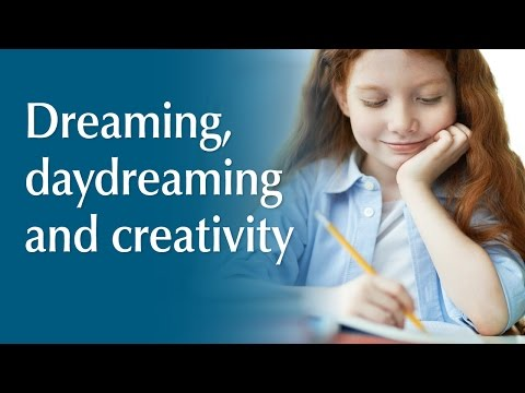 Dreaming, daydreaming and creativity – a talk by Ivan Tyrrell