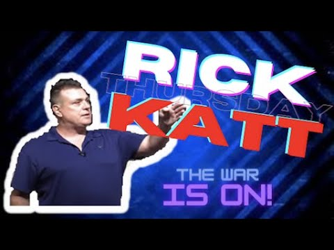 Rick Katt 031618: Come Out Of The World! Come Out Of Serving The Lusts of the flesh