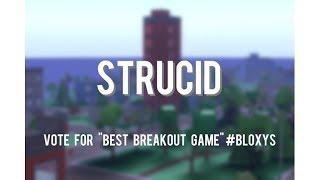 Roblox Strucid #1 | The New fortnite!?