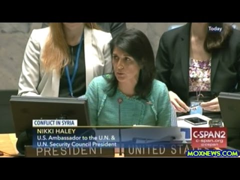 U.N. Security Council On The Worsening Humanitarian Situation In Syria