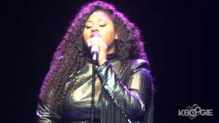 Jazmine Sullivan -- In Love With Another Man (Live)