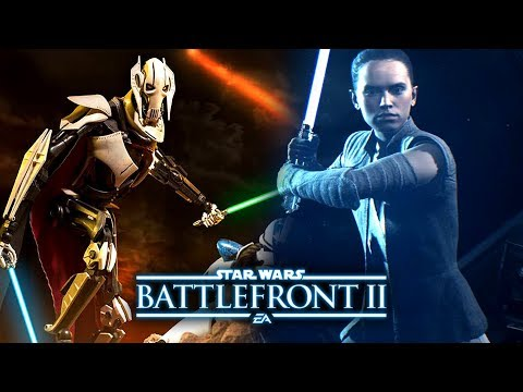 Star Wars Battlefront 2 - NEW Arcade Mode Maps, Hero Skins, General Grievous LEAK! (Xbox One PS4 PC)