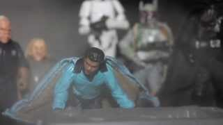 Star Wars ESB Bespin Carbonite Chamber action figure diorama
