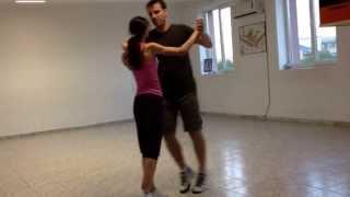 Valsul miresei (vals vienez) - coregrafie realizata de www.inpasidedans.ro