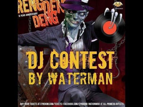 RENG DENG DENG 2016 - DJ Contest Mix by waterman (only Uptempo)