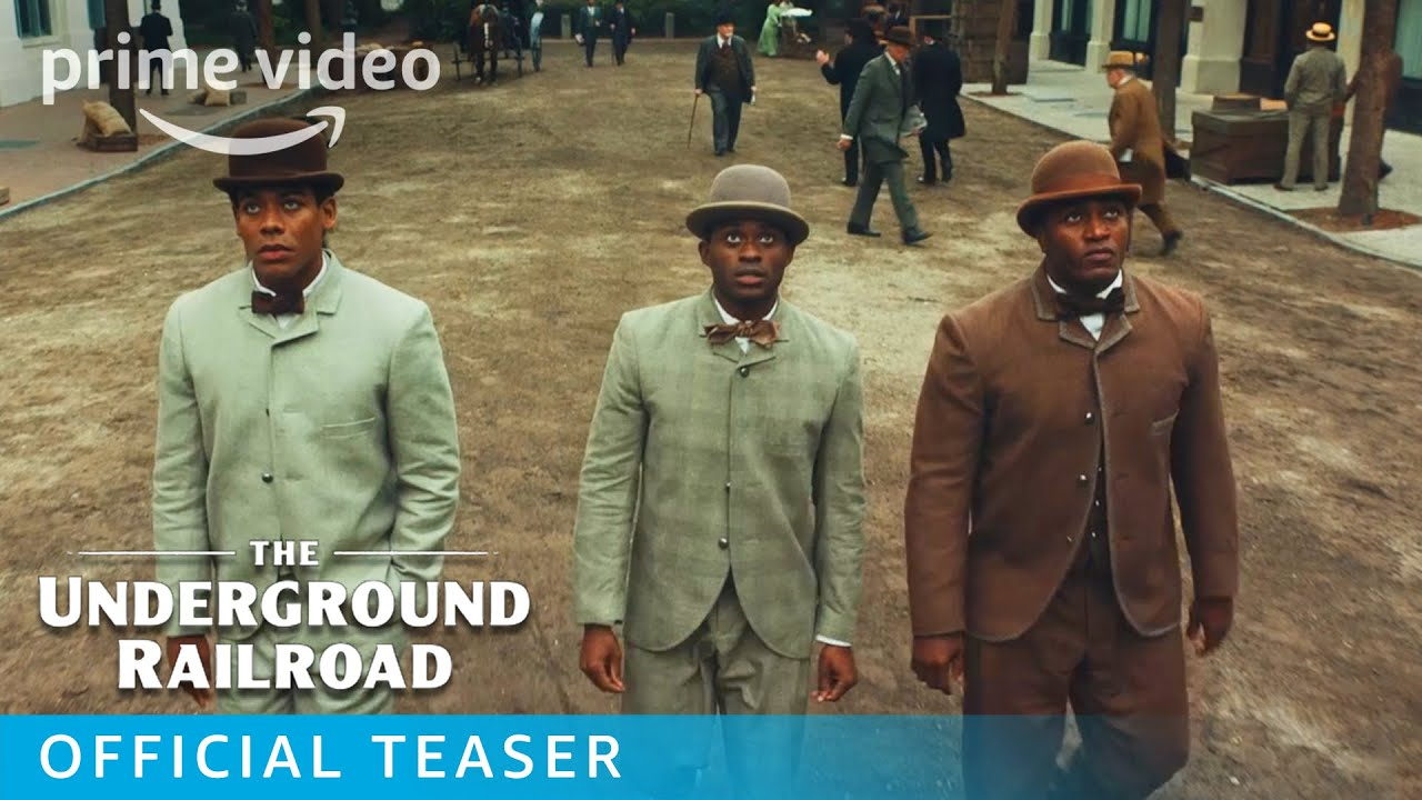 Download The Underground Railroad - Official Teaser Trailer