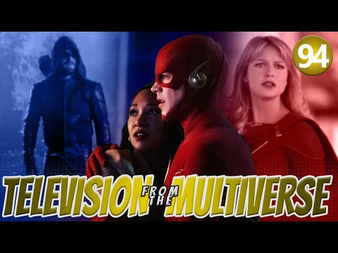 Television From The Multiverse #94: The Eve of Crisis (DC Comics TV Podcast)