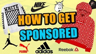 How To Get Sponsored By Clothing Brands + All Contact Info