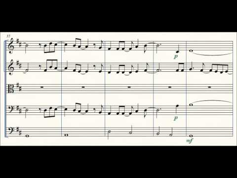 Mary Did You Know Violin Sheet Music