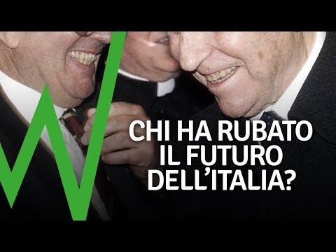 Chi ha rubato il futuro dell'Italia?