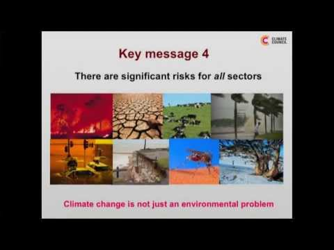 Climate Change Beyond Denialism: Leslie Hughes (Climate Council).