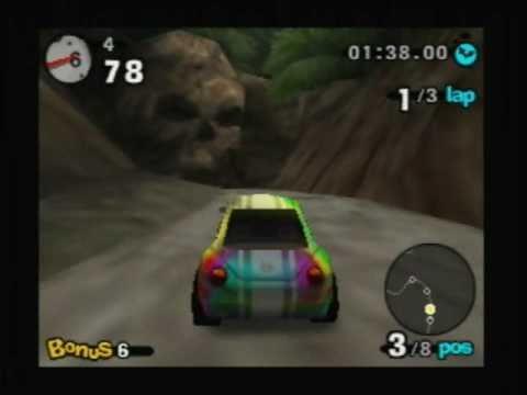 Let's Play Beetle Adventure Racing 11 - Alien Beetle, Bonus Championship