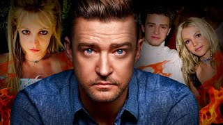 Exposing Justin Timberlake's Manipulation of Britney Spears