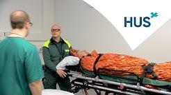 Tervetuloa Porvoon sairaalan sykkeeseen!