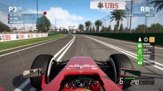 F1 2014 Karriere #003 - Australien Rennen - Let
