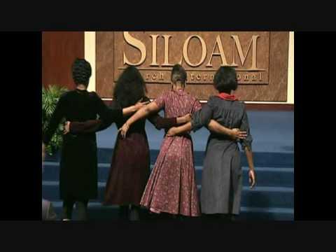 Amazing Grace Four Little Girls Tribute-Black History Month