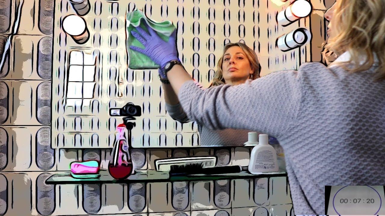 Giochi Di Pulizie Domestiche quick daily cleaning bath | fast routine | daily cleaning routine