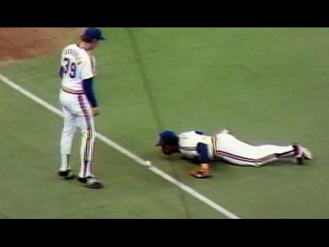 MLB Bizarre Plays