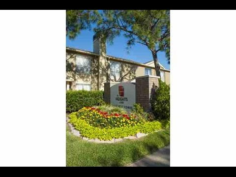 Overview: The Heights Apartments by Property Management in Houston Texas