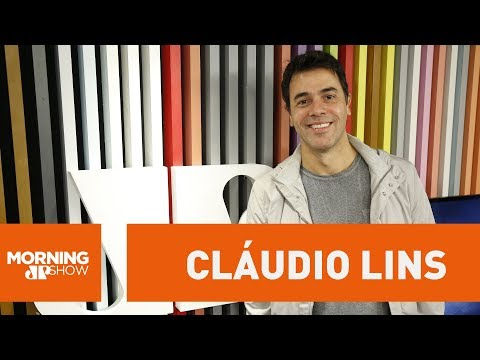 Entrevista Completa Com Cláudio Lins